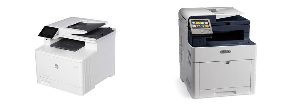 Confronto stampanti